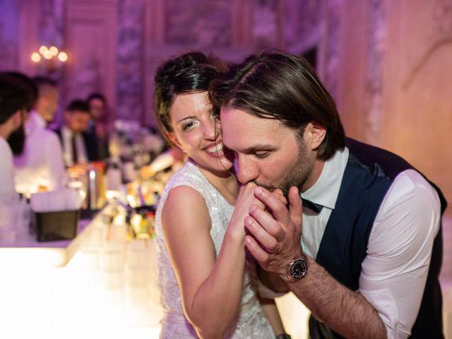 Il matrimonio di Emanuele e Erica a Leno, Brescia 83