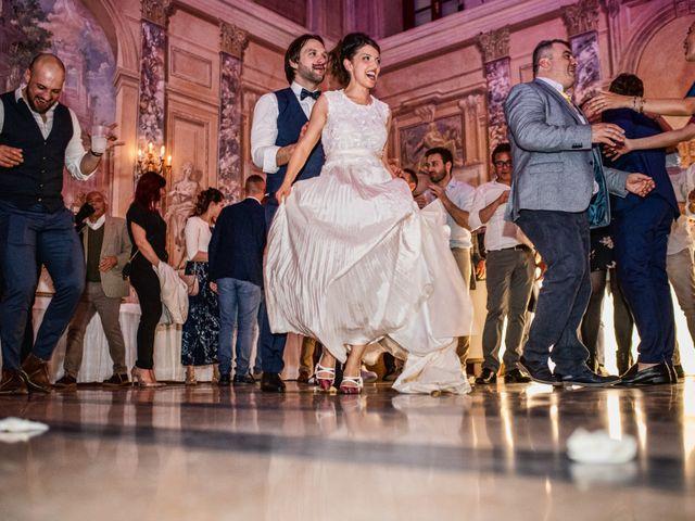 Il matrimonio di Emanuele e Erica a Leno, Brescia 84