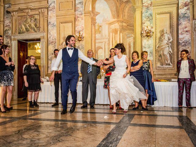 Il matrimonio di Emanuele e Erica a Leno, Brescia 86