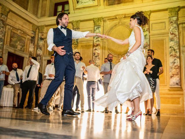 Il matrimonio di Emanuele e Erica a Leno, Brescia 87