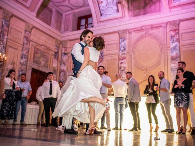 Il matrimonio di Emanuele e Erica a Leno, Brescia 88