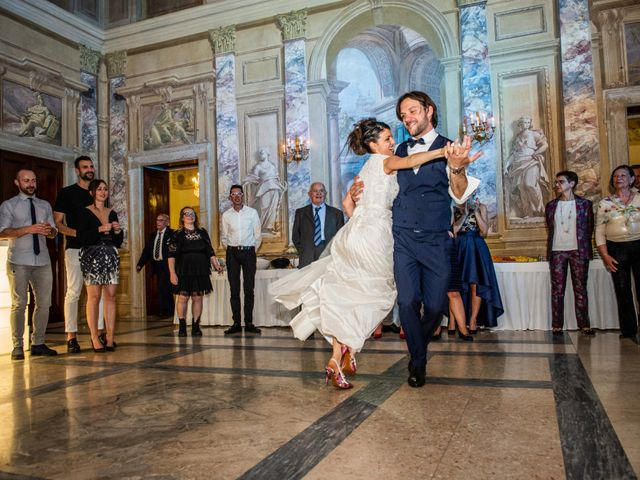 Il matrimonio di Emanuele e Erica a Leno, Brescia 89