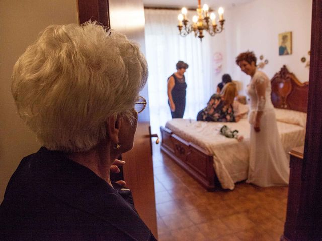 Il matrimonio di Silvano e Chiara a Carrara, Massa Carrara 8