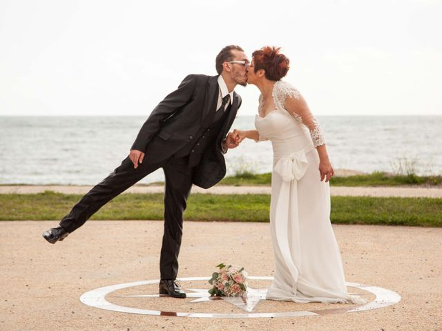 Le nozze di Chiara e Silvano