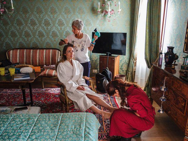 Il matrimonio di Luca e Danielle a Lido di Venezia, Venezia 4