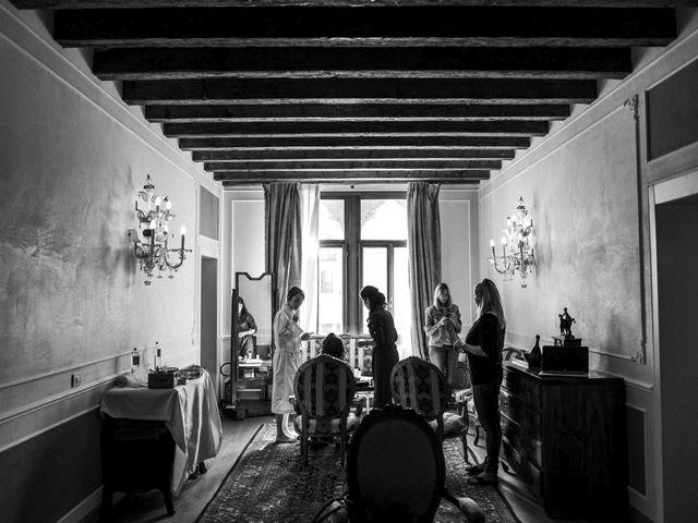Il matrimonio di Luca e Danielle a Lido di Venezia, Venezia 8