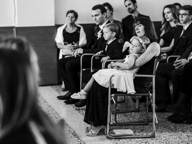 Il matrimonio di Luca e Danielle a Lido di Venezia, Venezia 37