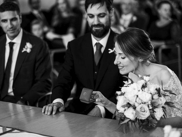Il matrimonio di Luca e Danielle a Lido di Venezia, Venezia 41