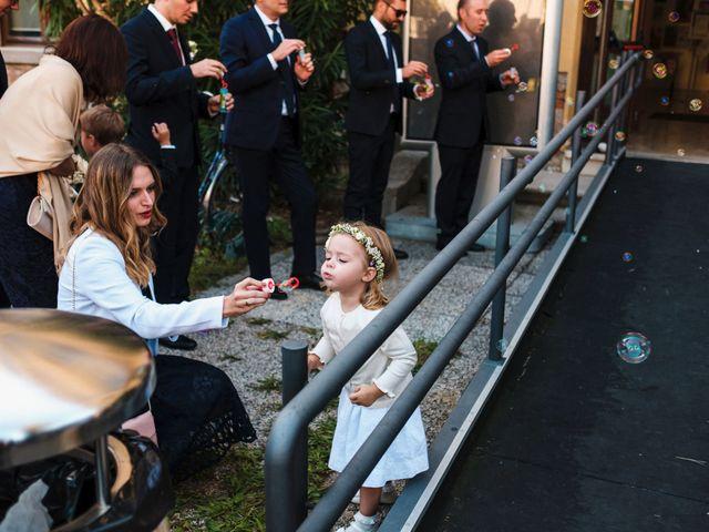Il matrimonio di Luca e Danielle a Lido di Venezia, Venezia 50