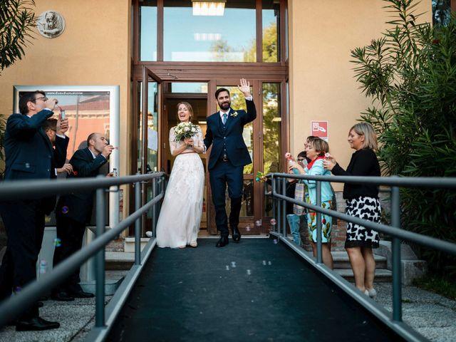 Il matrimonio di Luca e Danielle a Lido di Venezia, Venezia 51