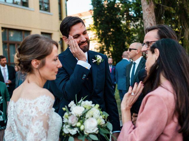 Il matrimonio di Luca e Danielle a Lido di Venezia, Venezia 52