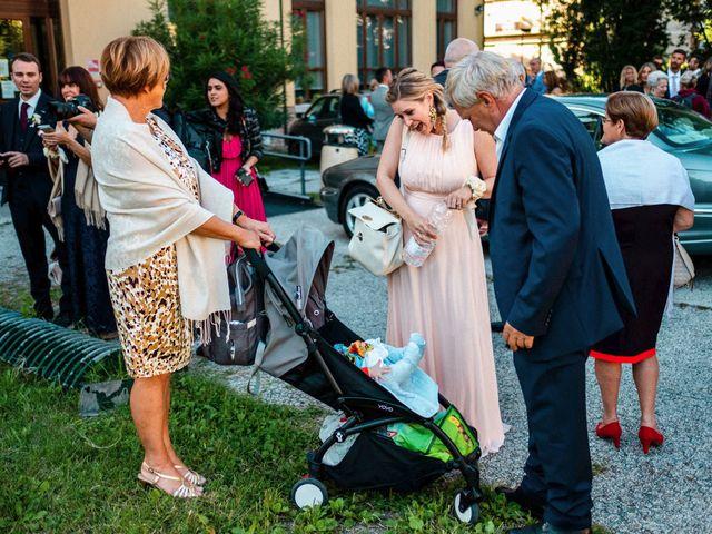 Il matrimonio di Luca e Danielle a Lido di Venezia, Venezia 54