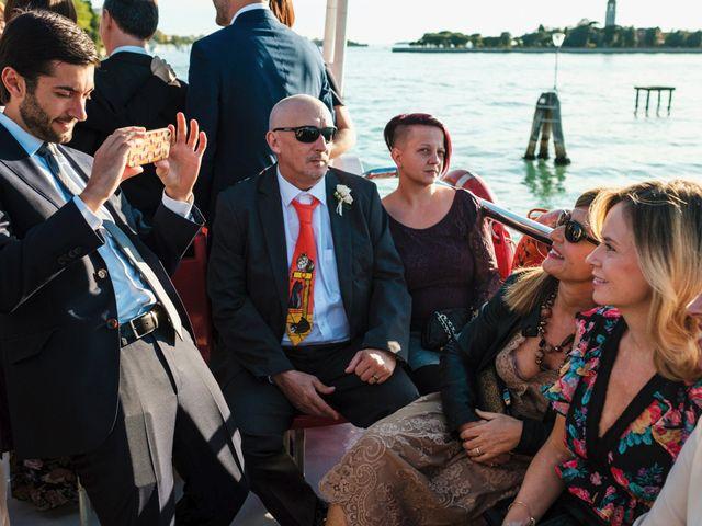 Il matrimonio di Luca e Danielle a Lido di Venezia, Venezia 56