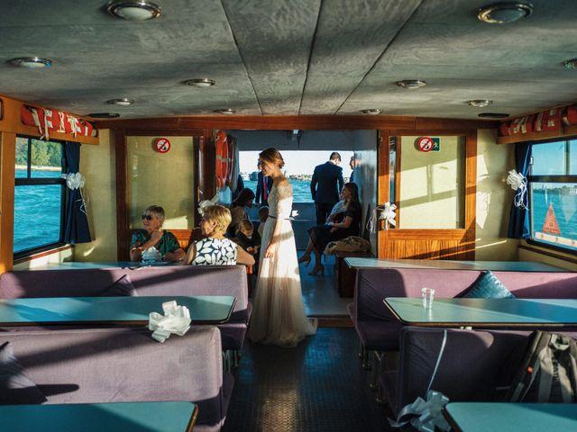 Il matrimonio di Luca e Danielle a Lido di Venezia, Venezia 57