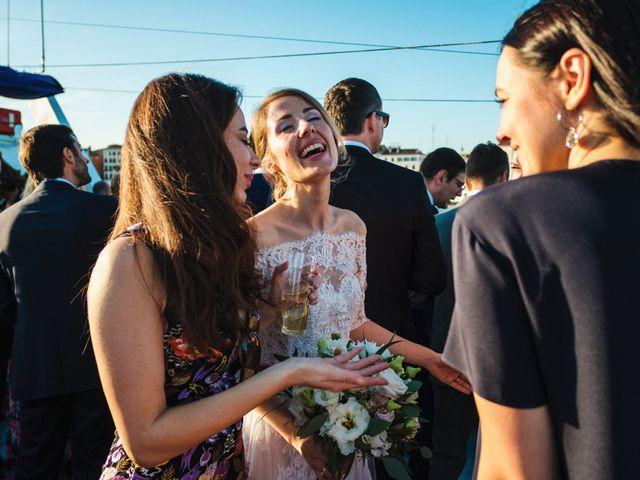Il matrimonio di Luca e Danielle a Lido di Venezia, Venezia 58