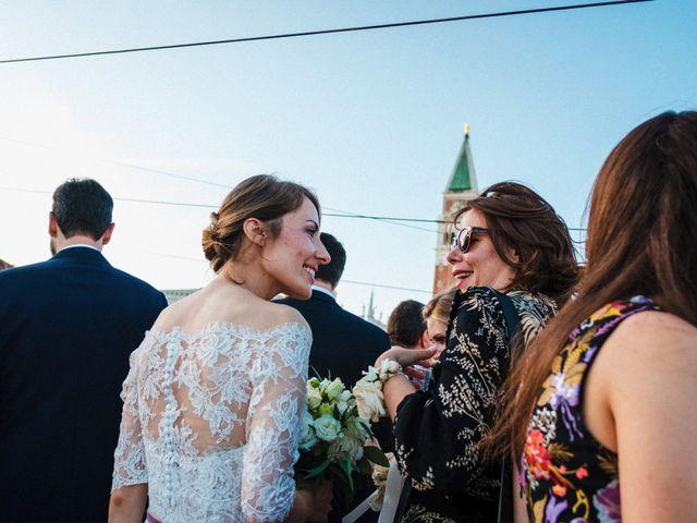 Il matrimonio di Luca e Danielle a Lido di Venezia, Venezia 60