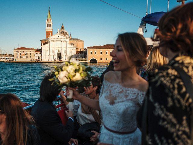 Il matrimonio di Luca e Danielle a Lido di Venezia, Venezia 61
