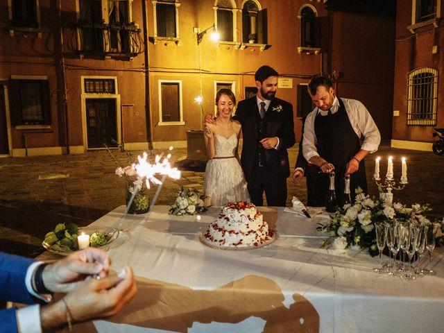 Il matrimonio di Luca e Danielle a Lido di Venezia, Venezia 72