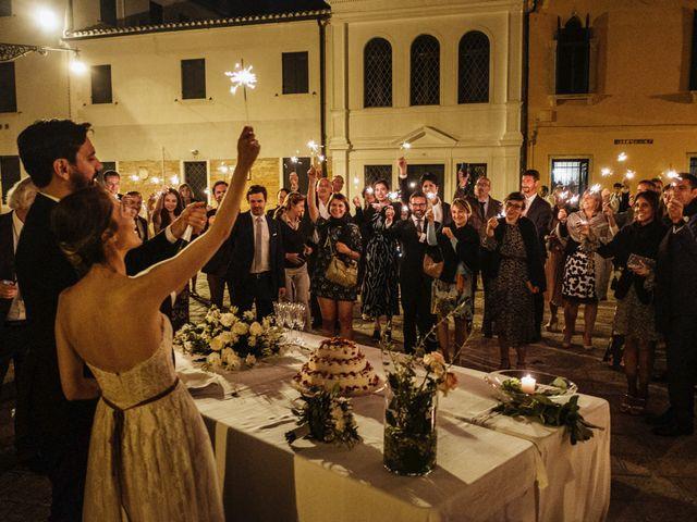 Il matrimonio di Luca e Danielle a Lido di Venezia, Venezia 73