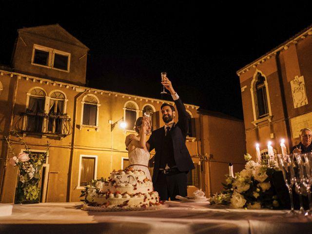 Il matrimonio di Luca e Danielle a Lido di Venezia, Venezia 75