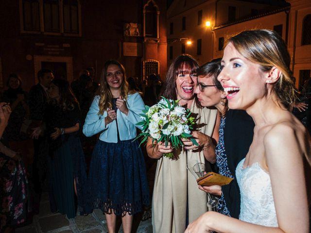 Il matrimonio di Luca e Danielle a Lido di Venezia, Venezia 77