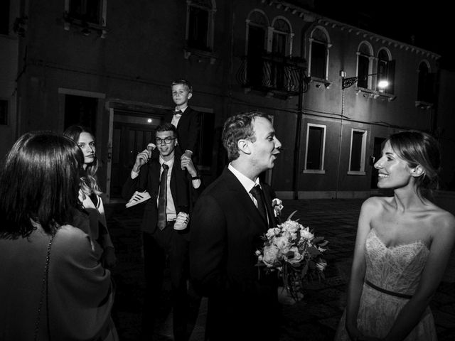 Il matrimonio di Luca e Danielle a Lido di Venezia, Venezia 78