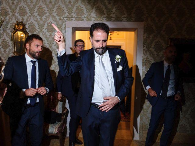 Il matrimonio di Luca e Danielle a Lido di Venezia, Venezia 79