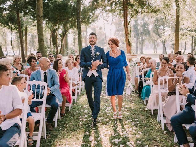 Il matrimonio di Alberto e Melania a Martellago, Venezia 12