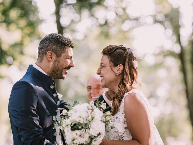 Il matrimonio di Alberto e Melania a Martellago, Venezia 15
