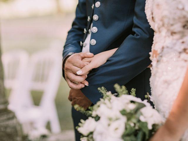 Il matrimonio di Alberto e Melania a Martellago, Venezia 16