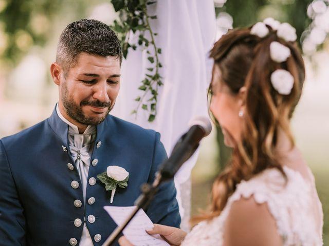 Il matrimonio di Alberto e Melania a Martellago, Venezia 20