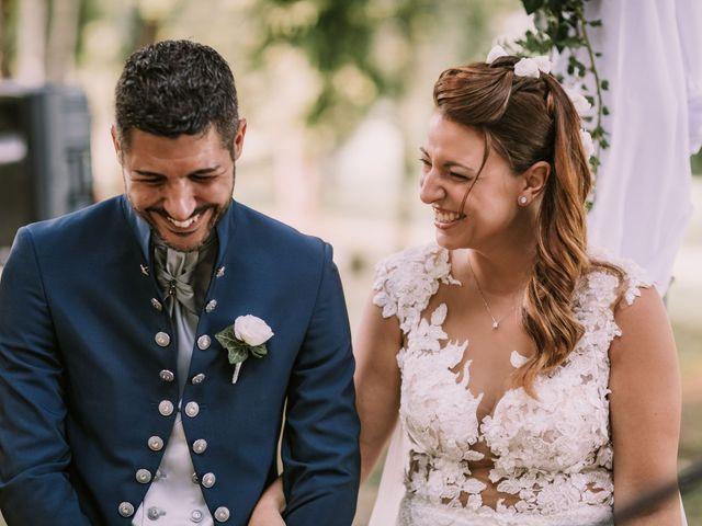 Il matrimonio di Alberto e Melania a Martellago, Venezia 23