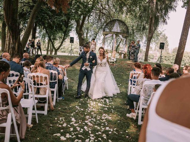 Il matrimonio di Alberto e Melania a Martellago, Venezia 24