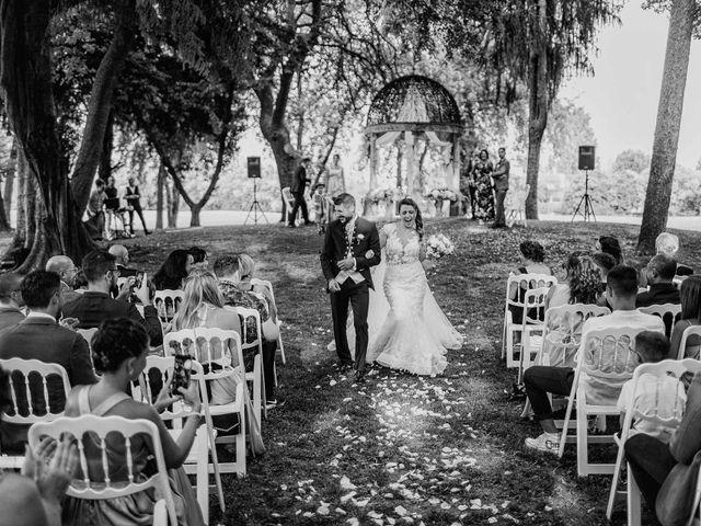 Il matrimonio di Alberto e Melania a Martellago, Venezia 25