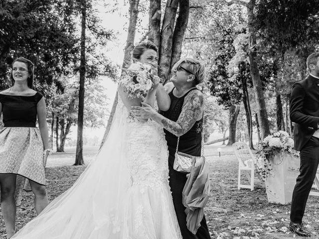 Il matrimonio di Alberto e Melania a Martellago, Venezia 28