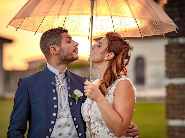 Il matrimonio di Alberto e Melania a Martellago, Venezia 43