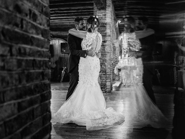 Il matrimonio di Alberto e Melania a Martellago, Venezia 49