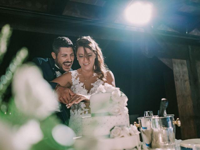 Il matrimonio di Alberto e Melania a Martellago, Venezia 51