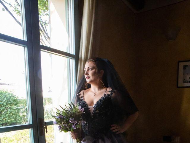 Il matrimonio di Antonio e Erica a Salvirola, Cremona 11