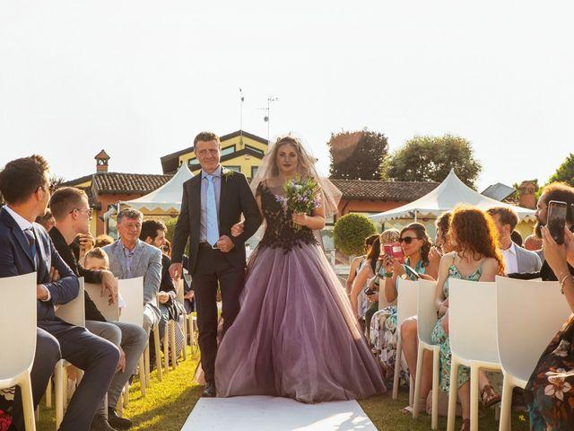 Il matrimonio di Antonio e Erica a Salvirola, Cremona 19