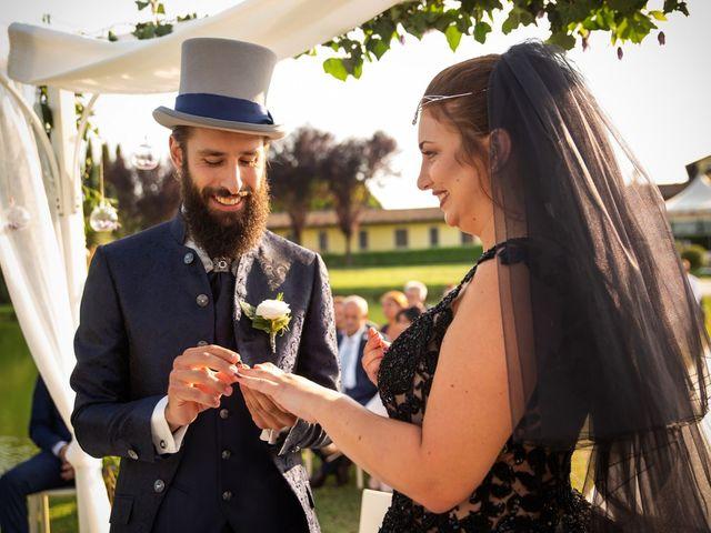 Il matrimonio di Antonio e Erica a Salvirola, Cremona 26