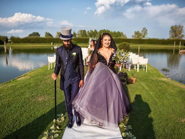 Il matrimonio di Antonio e Erica a Salvirola, Cremona 30