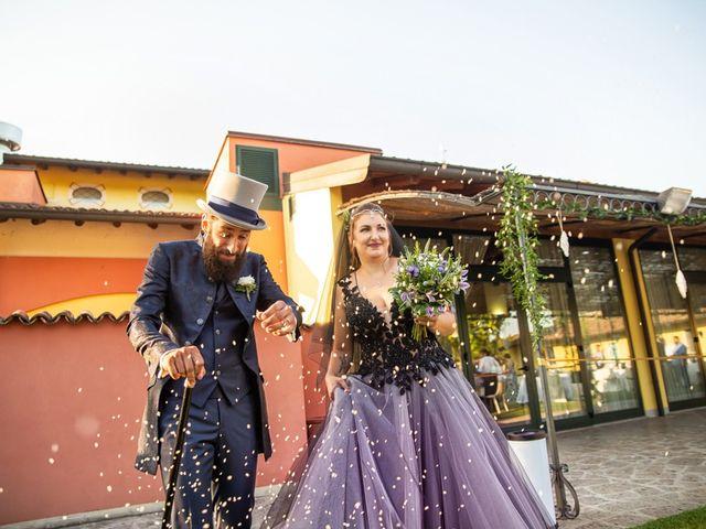 Il matrimonio di Antonio e Erica a Salvirola, Cremona 31