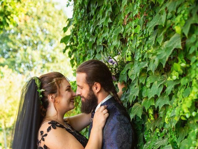 Il matrimonio di Antonio e Erica a Salvirola, Cremona 33