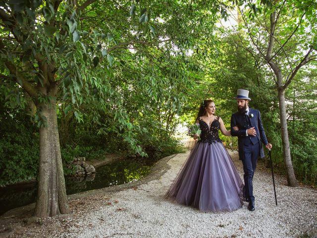 Il matrimonio di Antonio e Erica a Salvirola, Cremona 37