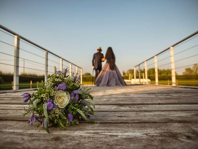 Il matrimonio di Antonio e Erica a Salvirola, Cremona 39
