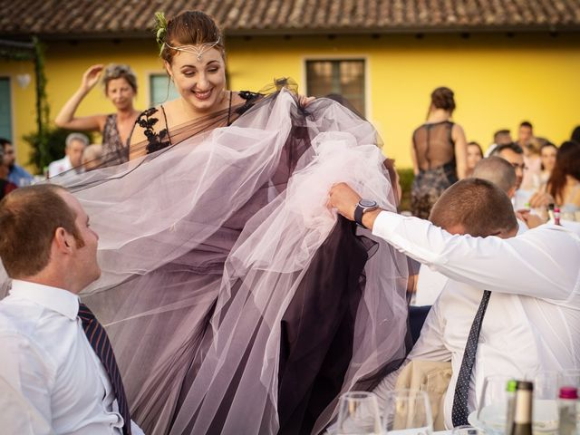 Il matrimonio di Antonio e Erica a Salvirola, Cremona 43