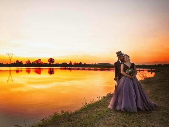 Il matrimonio di Antonio e Erica a Salvirola, Cremona 46