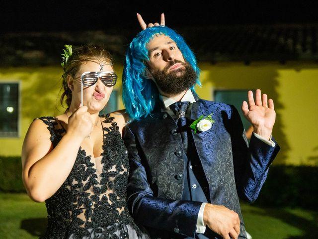Il matrimonio di Antonio e Erica a Salvirola, Cremona 48