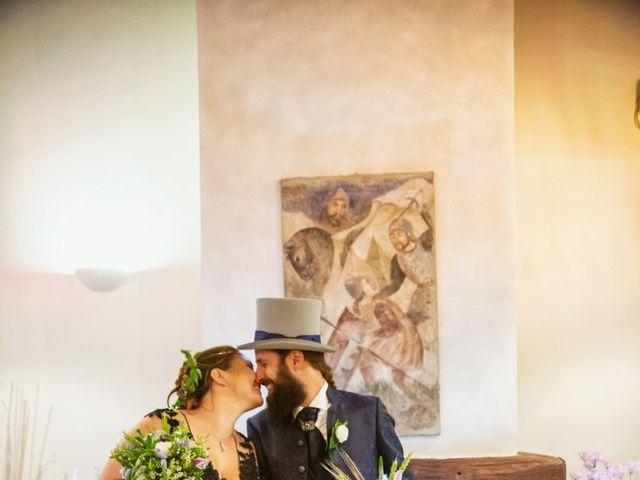Il matrimonio di Antonio e Erica a Salvirola, Cremona 52